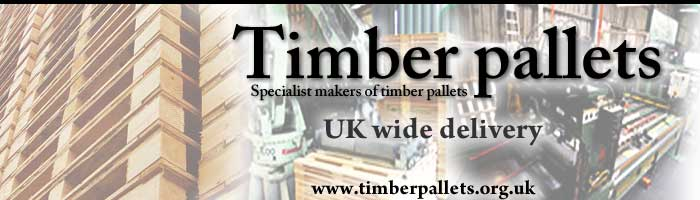 Timber-pallets